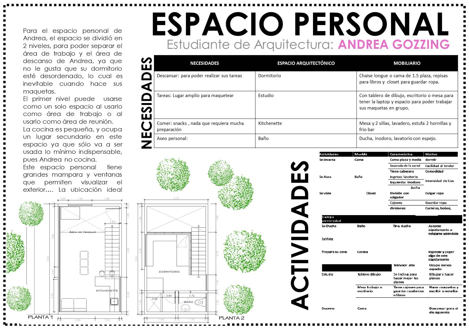 Introduccion a la arquitectura for Programa de necesidades arquitectura