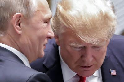 У Путина сто дивизий, но они ему не нужны, поскольку у него есть Трамп, Орбан, Качиньский — американская журналистка