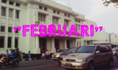 Agenda Bandung Februari 2016