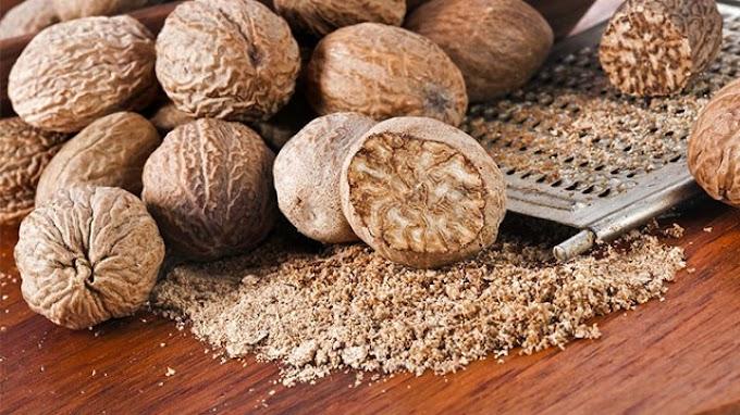 Alimentación saludable: los beneficios para la salud de la nuez moscada