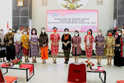 Jabat Ketua Dekranasda Minsel, Elsje Berkomitmen Berdayakan Kerajinan Lokal