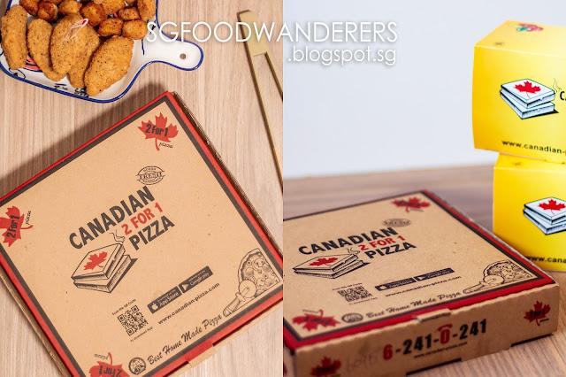 Canadian Pizza X Quorn: Meatless Masak Merah Pizza