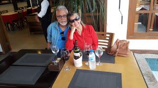 Magal e Denise Brito em Penedo- RJ
