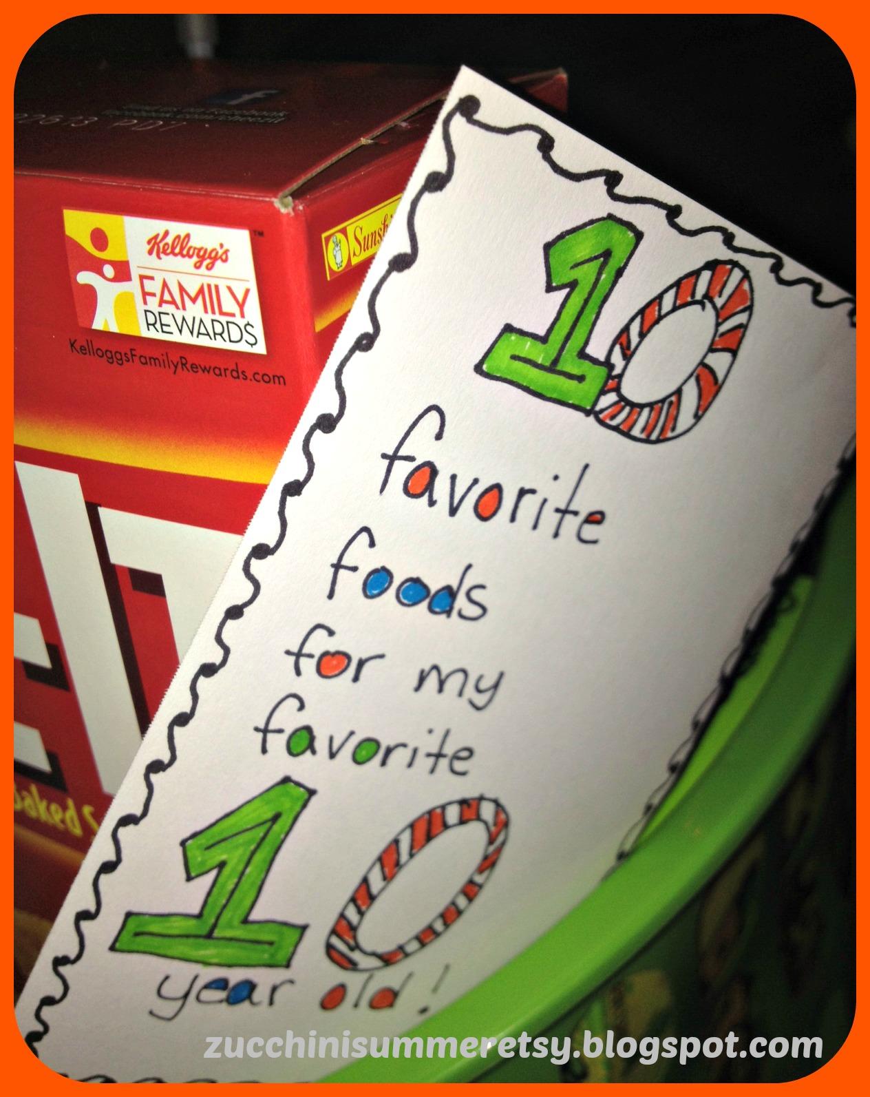 Birthday Gift Ideas For 10 Yr Old Girl