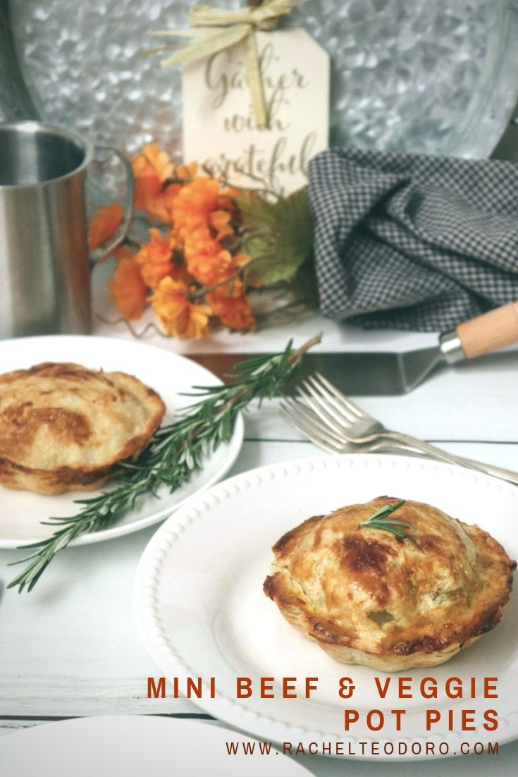 comfort food recipes on fall dinner setting