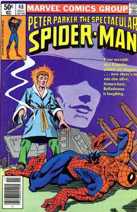 Spectacular Spider-Man #48 Belladonna