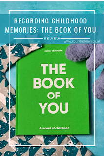 Recording childhood memories: The Book of You Review