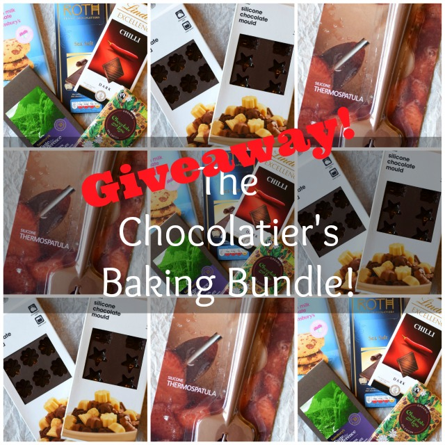 The Chocolatier's Baking Bundle