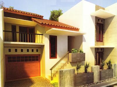 dibawah ini ada contoh gambar desain rumah minimalis yang dibangun dengan  Desain Rumah Minimalis 3 Lantai 100 m2