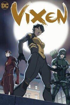Vixen: O Filme Torrent - WEB-DL 1080p Dual Áudio