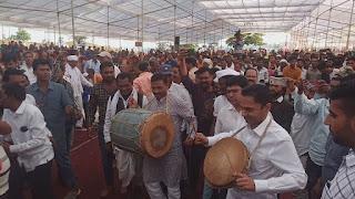 पातालकोट के चिमटीपुर में भारिया महोत्सव में शामिल हुए सांसद नकुलनाथ