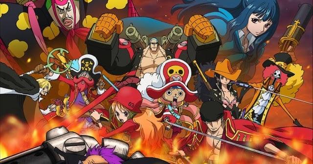 Watch One Piece Film Z Full Movie Stream Online Free ...