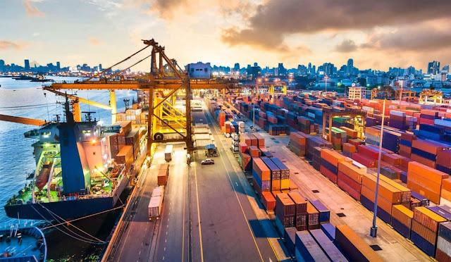 ميناء شنغهاي الصيني - Port of Shanghai – الميناء الأكبر في العالم2