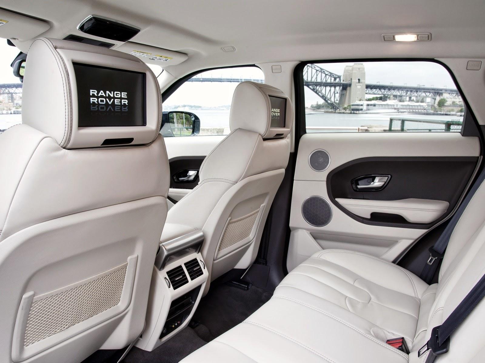 19 Range Rover Evoque The Ultimate Luxury Compact