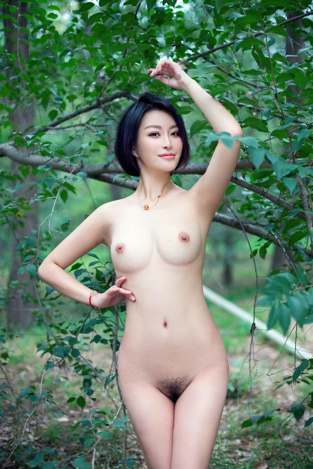 Beautiful Chinese Naked Girls