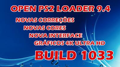 Nunes Games: OPEN PS2 LOADER 9 4 BUILD 1033