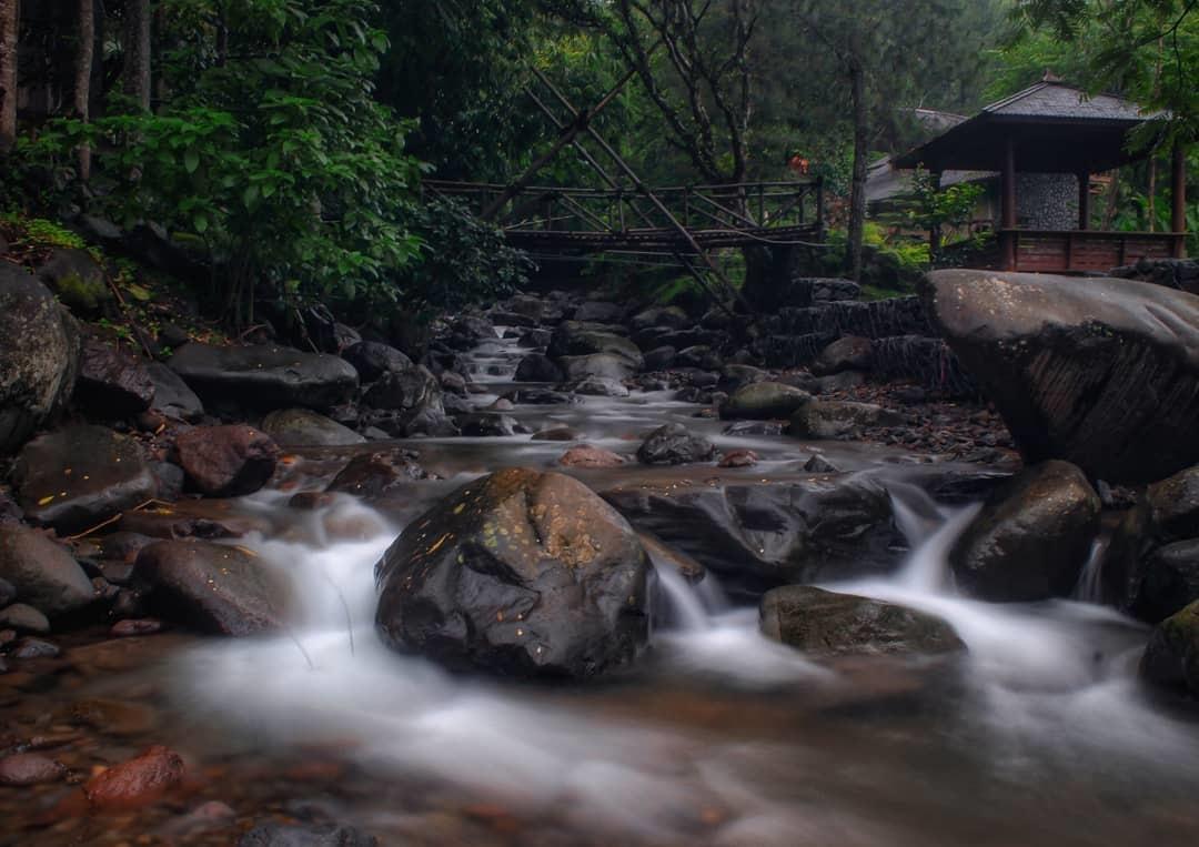 Taman Wisata Bougenville Pangalengan
