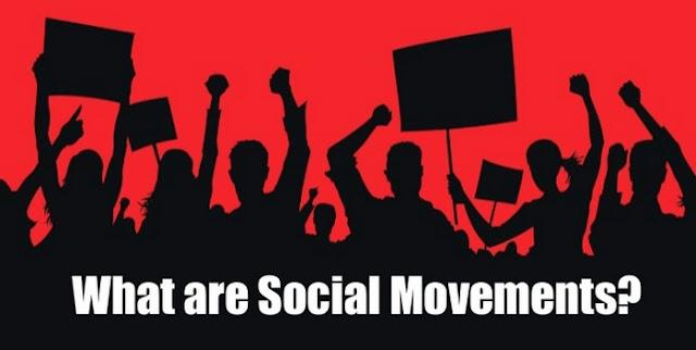 definisi Gerakan Sosial Menurut Para Ahli
