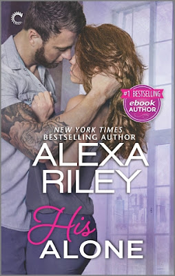 His Alone by Alexa Riley cover