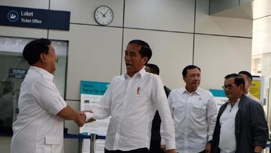 Kata Gerindra, Pertemuan Jokowi-Prabowo Sangat Diinginkan Masyarakat Indonesia