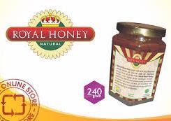 Natural Royal Honey-Nasa