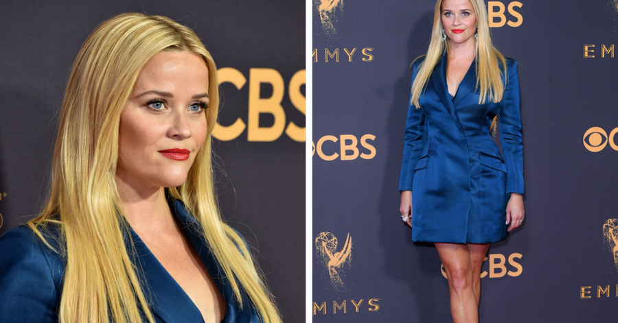 Reese Witherspoon - look - Emmy Awards - 2017