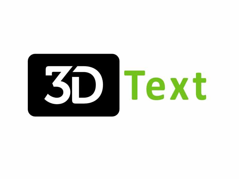 Cara Membuat 3D Teks di Sketchup