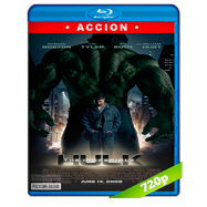 El Increible Hulk (2008) BRRip 720p Audio Dual Latino-Ingles
