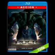 Hulk, el hombre increible (2008) BRRip 720p Audio Dual Latino-Ingles