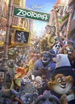 Zootopia (2016) DVDRip Latino