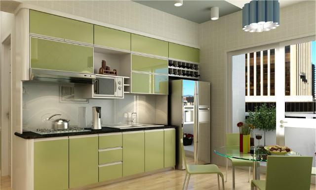 Tư vấn cách bố trí phòng bếp gia đình cho người mệnh Mộc chuẩn nhất cho bạn