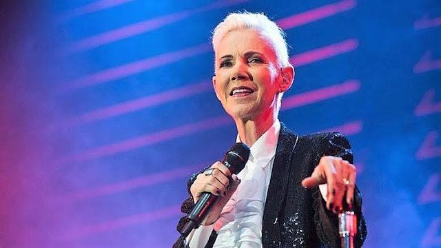 Отиде си вокалистката на Роксет Мари Фредриксон един от най-прекрасните гласове