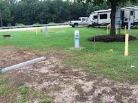 NC State fairgrounds campsite