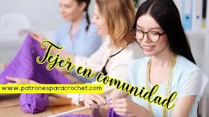 Tejer en comunidad