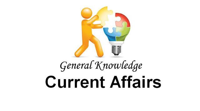 GK Current Affairs