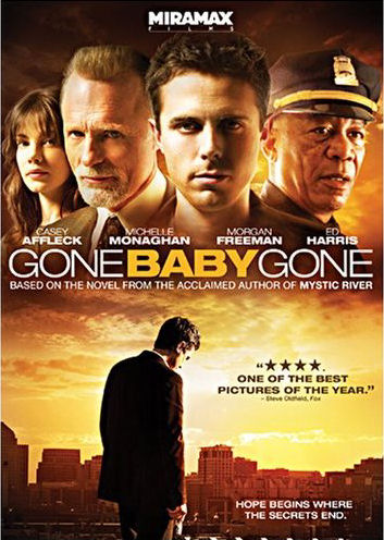 Passion for Movies: Gone Baby Gone - A Mystery Full of Moral