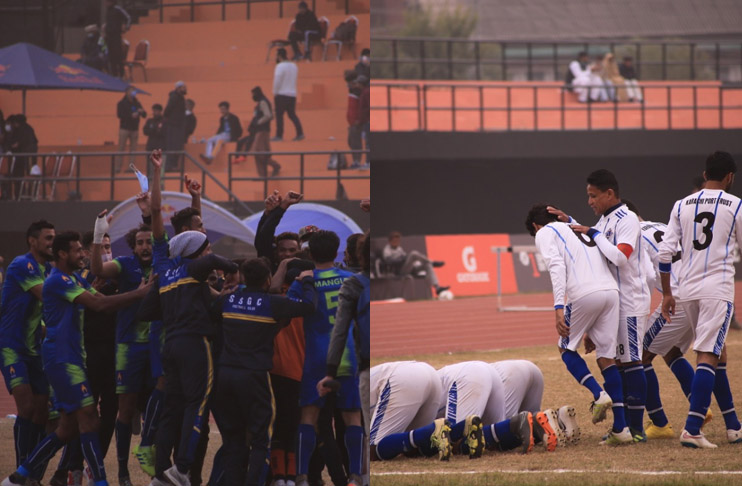 KPT, SSGC advance to National Challenge Cup semi-finals