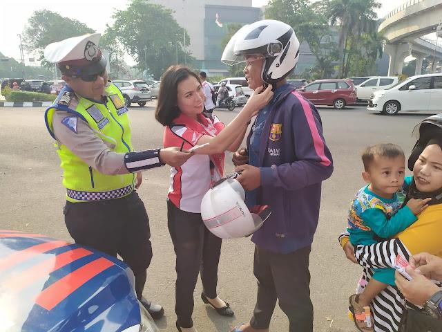 Kampanye Cari Aman di Harpelnas, Honda Prank Pengendara Motor