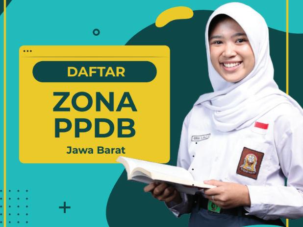 Zona Daftar PPDB 2020 Jawa Barat
