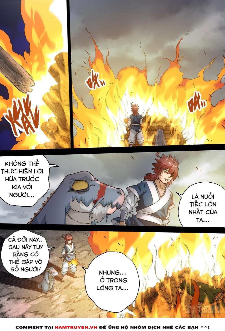 Quyền Bá Thiên Hạ chap 343 - Trang 2