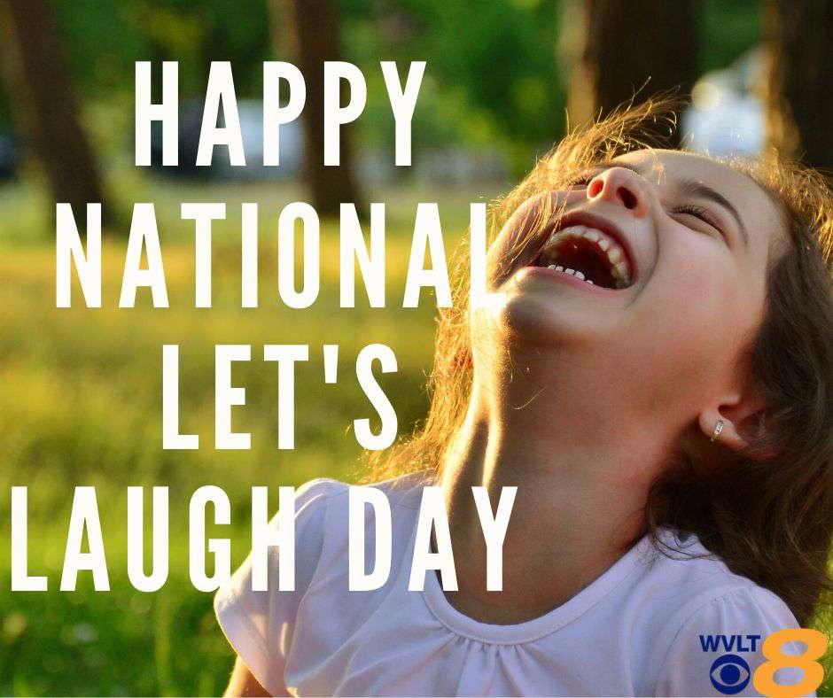 National Let's Laugh Day Wishes Unique Image