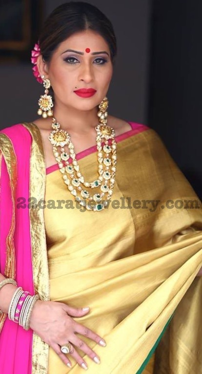 Shreedevi Chowdary in MBS Jewellers