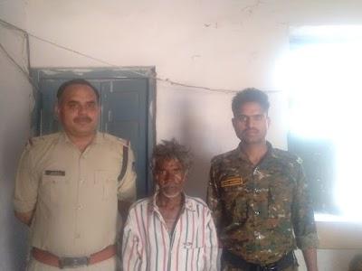 6 साल से फरार स्थायी वारंटी को पुलिस ने दबोचा | Pohari News