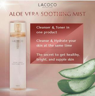 Lacoco Aloe Vera Sooting Mist