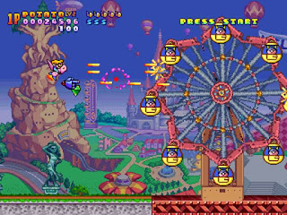 shooter cute'em up, psx, snes, nes, pc engine