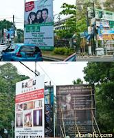 Akar Info - Bahaya Pemasangan Reklame