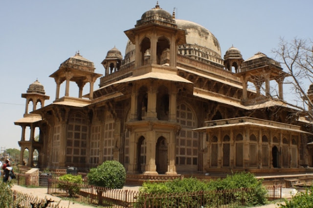 Memorial of Tansen Gwalior