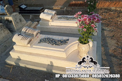 Model Makam Katolik | Model Kuburan Katolik Minimalis