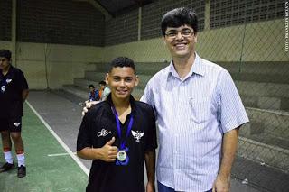Lucio Mario apoia e incentiva a prática de esporte em Bom Jardim  - PE