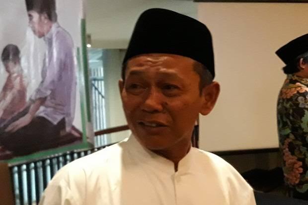 Guru Ngaji Akui Jokowi Belum Pernah Jadi Imam Shalat di Masjid